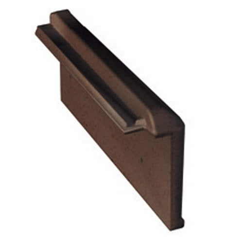 rive droite monier brun vieilli leroy merlin. Black Bedroom Furniture Sets. Home Design Ideas