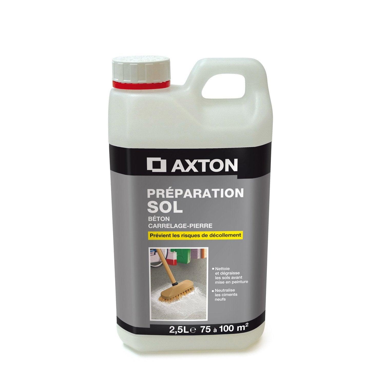 Pr paration avant peinture sol ext rieur int rieur axton for Peinture sol exterieur