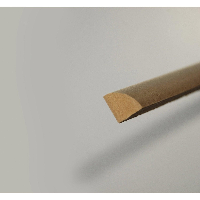 quart de rond m dium mdf 23 x 23 mm leroy merlin. Black Bedroom Furniture Sets. Home Design Ideas