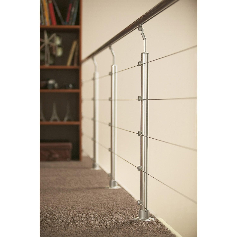 2 pattes alu de poteau d angle leroy merlin. Black Bedroom Furniture Sets. Home Design Ideas