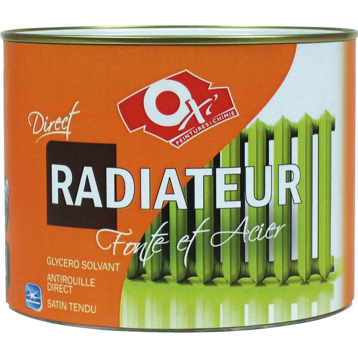 Peinture ox 39 oxytol blanc 1 5 l leroy merlin - Peinture ardoise magnetique leroy merlin ...