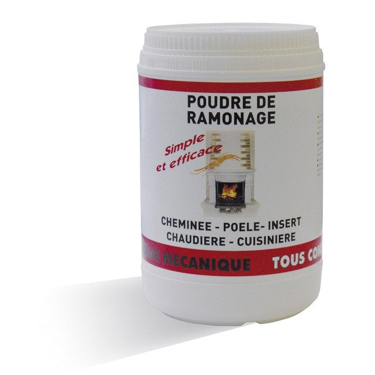 poudre de ramonage 1er prix pot de 900 g leroy merlin. Black Bedroom Furniture Sets. Home Design Ideas