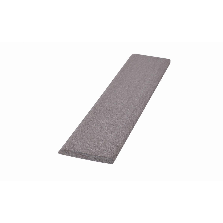 Plinthe pour planches composite grafik naterial leroy merlin - Composite leroy merlin ...
