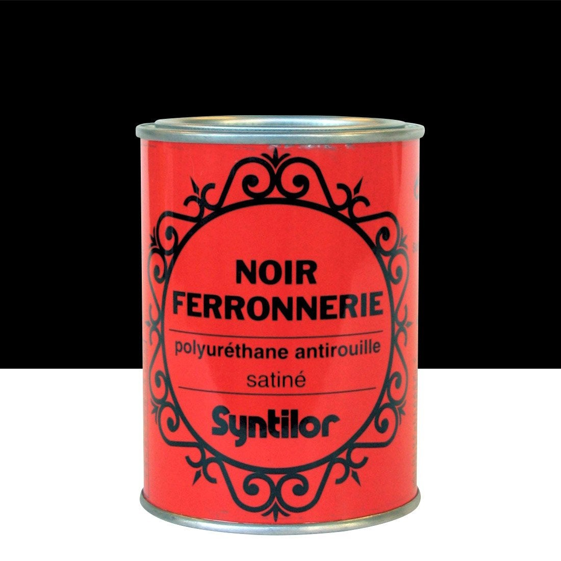 Peinture ferronnerie ext rieur syntilor noir l leroy merlin - Peinture polyurethane leroy merlin ...