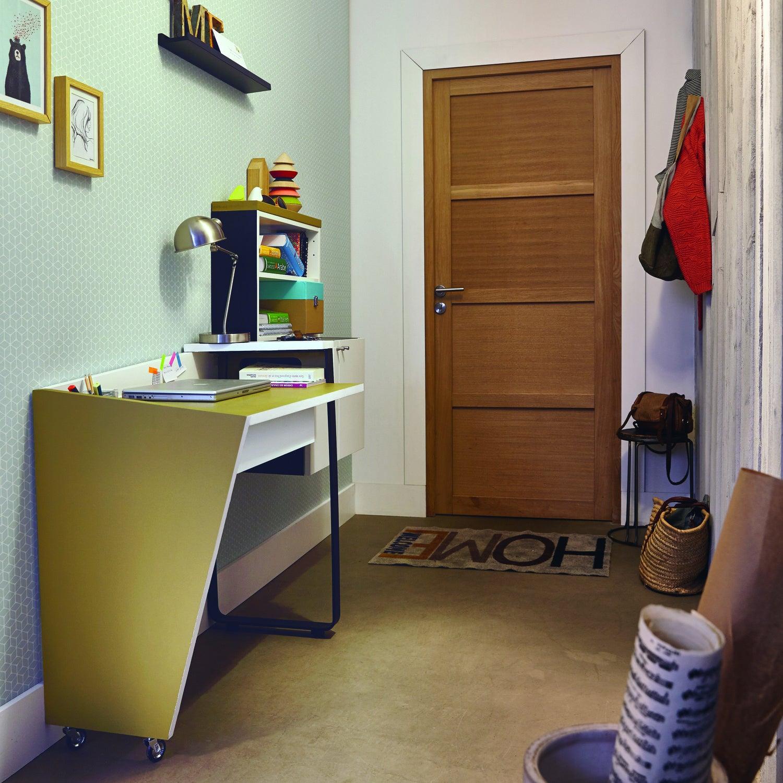 Diaporama un bureau cam l on qui se d place dans la maison Bureau qui se referme