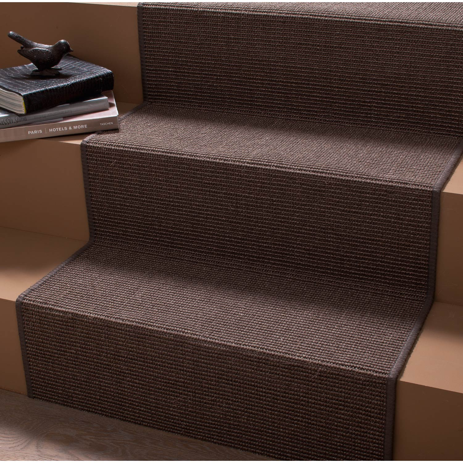 tapis de passage sisal marron leroy merlin. Black Bedroom Furniture Sets. Home Design Ideas