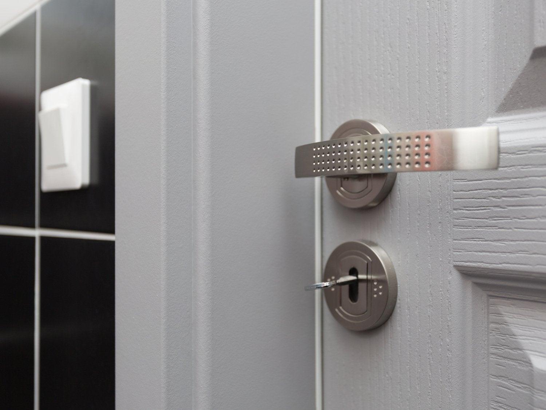 Les poign es de porte ont de l 39 esprit for A la porte de l eternite