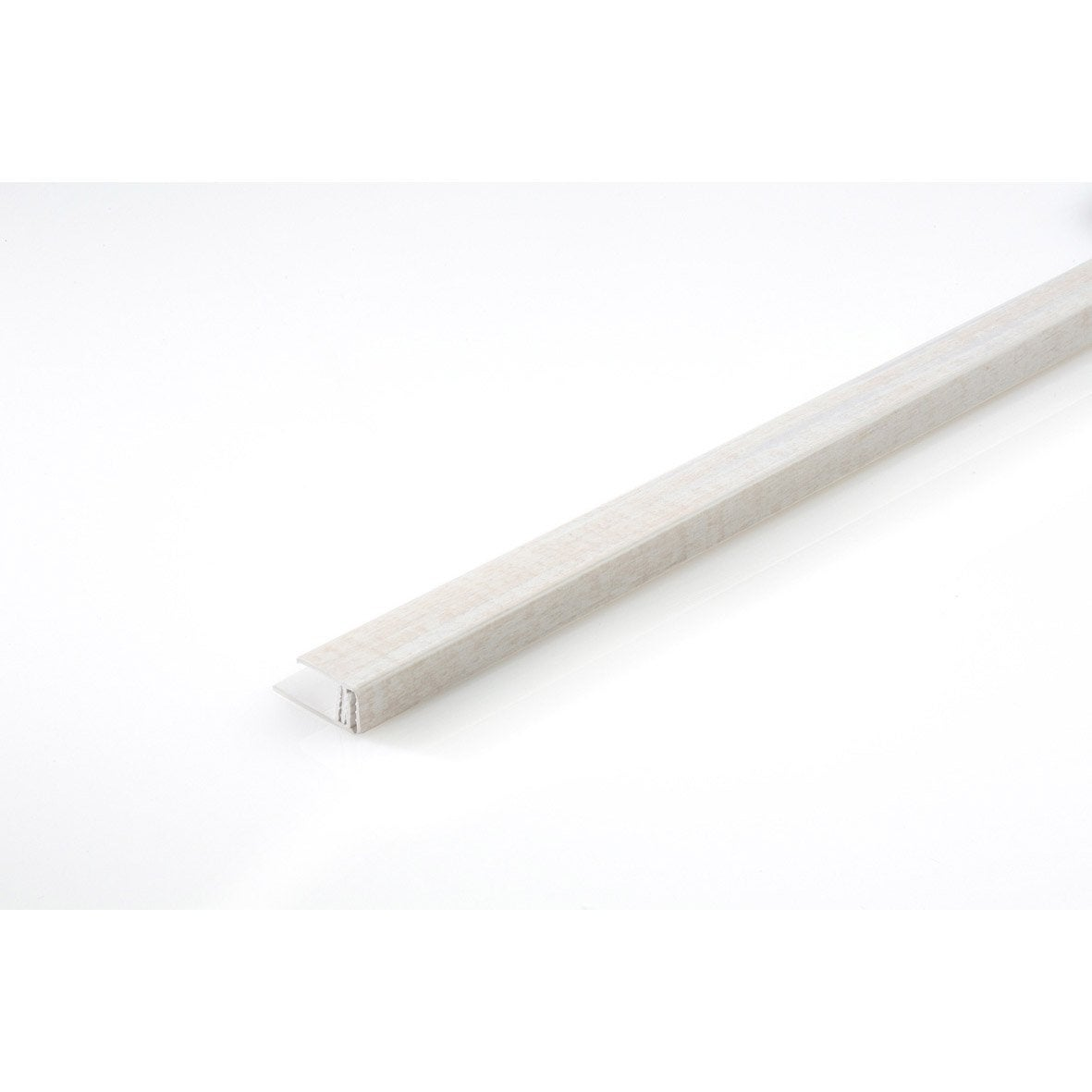 Profil de d part et finition pour lambris pvc grosfillex 2 - Profile alu en u leroy merlin ...
