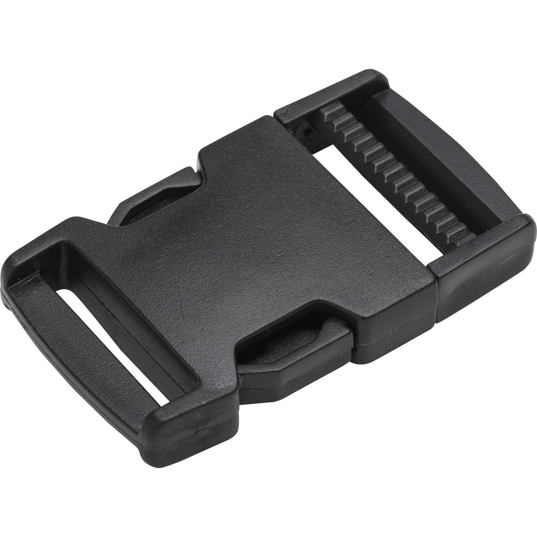 Boucle clips polyamide standers x x mm leroy - Sangle de demenagement leroy merlin ...