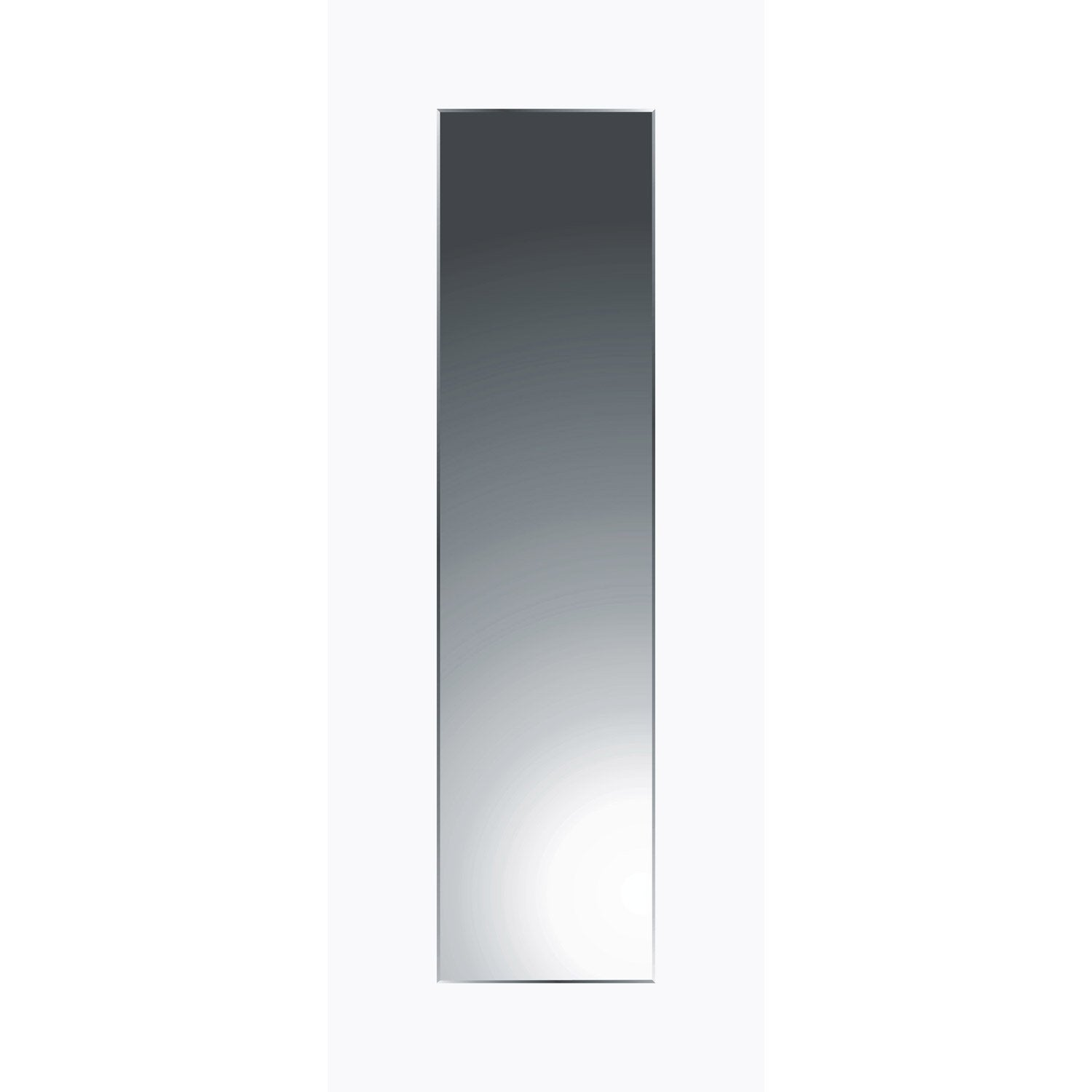 Miroir rectangle biseau sensea 120 x 30 cm leroy merlin - Leroy merlin miroir grossissant ...