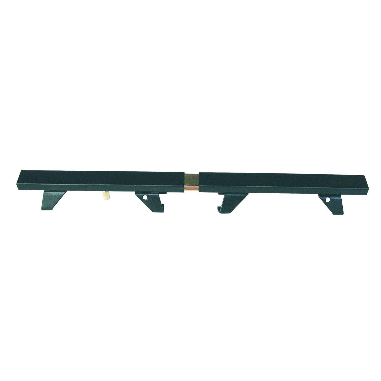 barre de s curit en acier epoxy pour volets cm. Black Bedroom Furniture Sets. Home Design Ideas