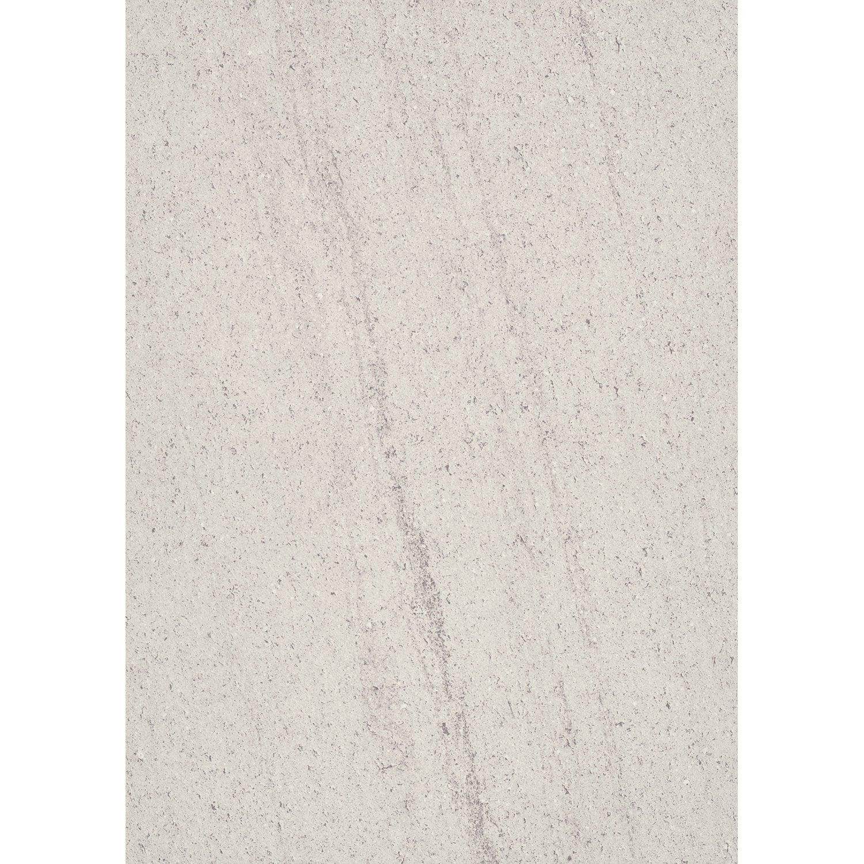chant de plan de travail basaltino blanc 500 x 4 5 cm leroy merlin. Black Bedroom Furniture Sets. Home Design Ideas