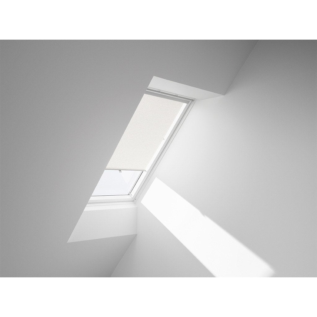 Store fenêtre de toit rideau ecru VELUX Rhl sk00 | Leroy Merlin