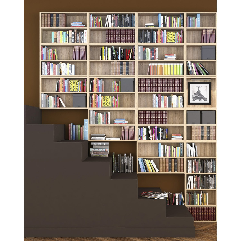 Biblioth que spaceo home effet ch ne leroy merlin - Leroy merlin dressing sur mesure ...