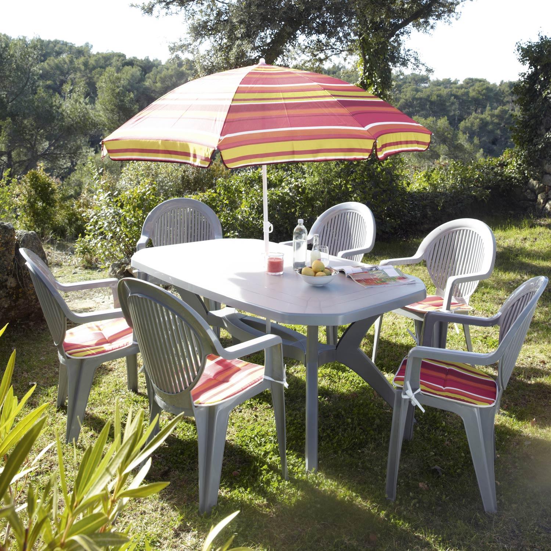 Salon De Jardin Grosfillex Ibiza