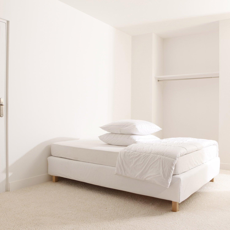 Moquette en velours moonshadow beige 4 m leroy merlin for Moquette beige chambre