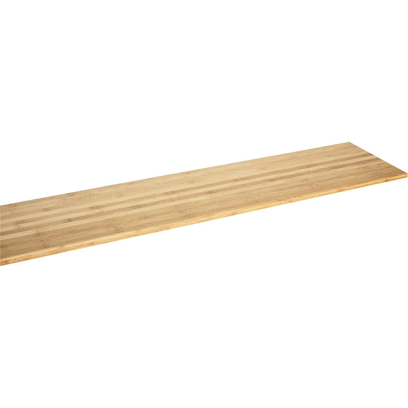 Plan de travail bambou leroy merlin plan de travail sur mesure leroy merlin plan de travail - Lamelle colle leroy merlin ...
