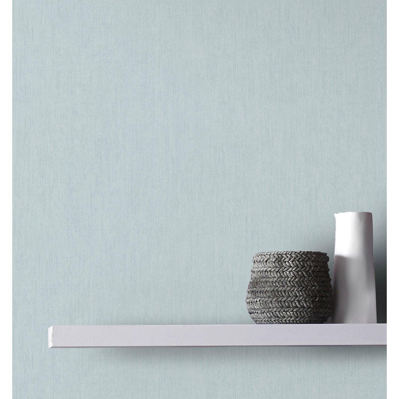 papier peint intiss innocence bleu leroy merlin. Black Bedroom Furniture Sets. Home Design Ideas