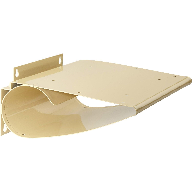 support et porte journaux decayeux beige leroy merlin. Black Bedroom Furniture Sets. Home Design Ideas