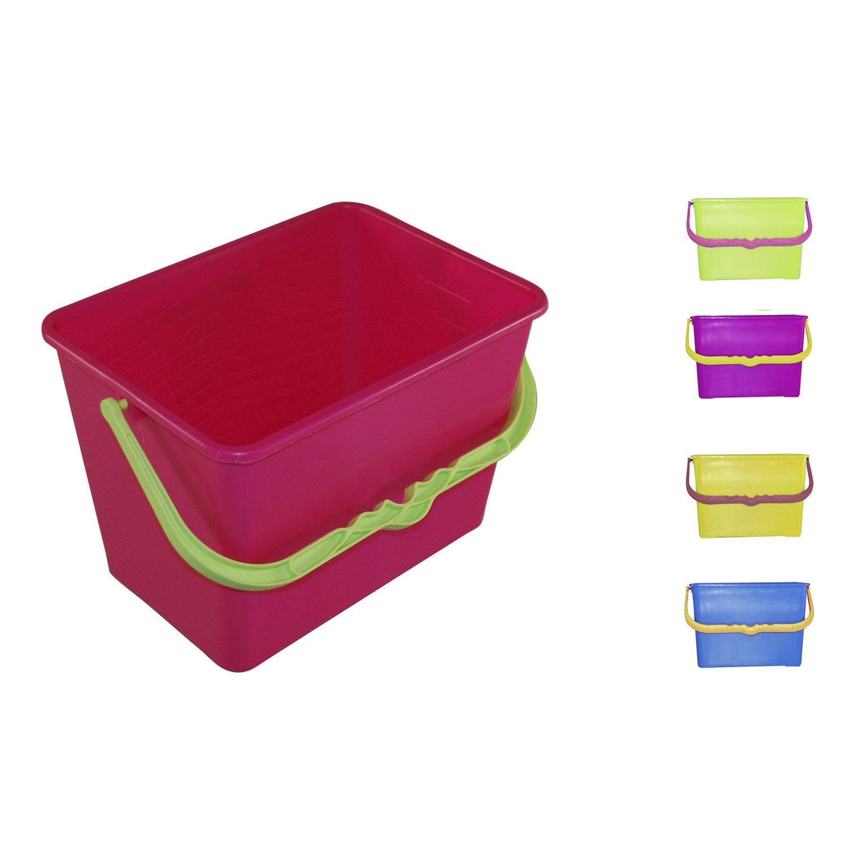 seau colle milbox multicolor 7 5 l leroy merlin. Black Bedroom Furniture Sets. Home Design Ideas