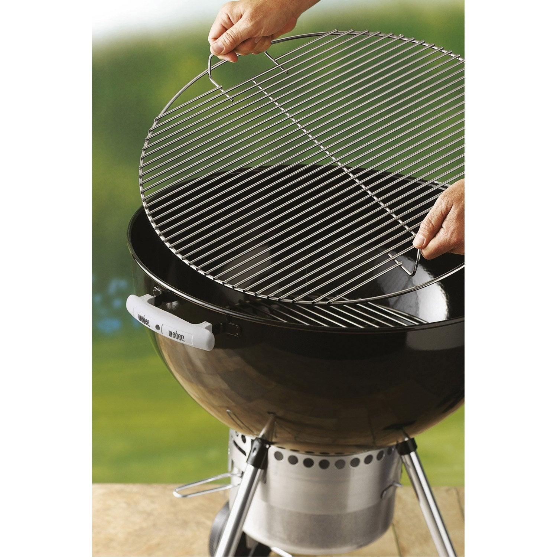 Grille de cuisson pour barbecue 47 cm weber leroy merlin - Leroy merlin barbecue weber ...
