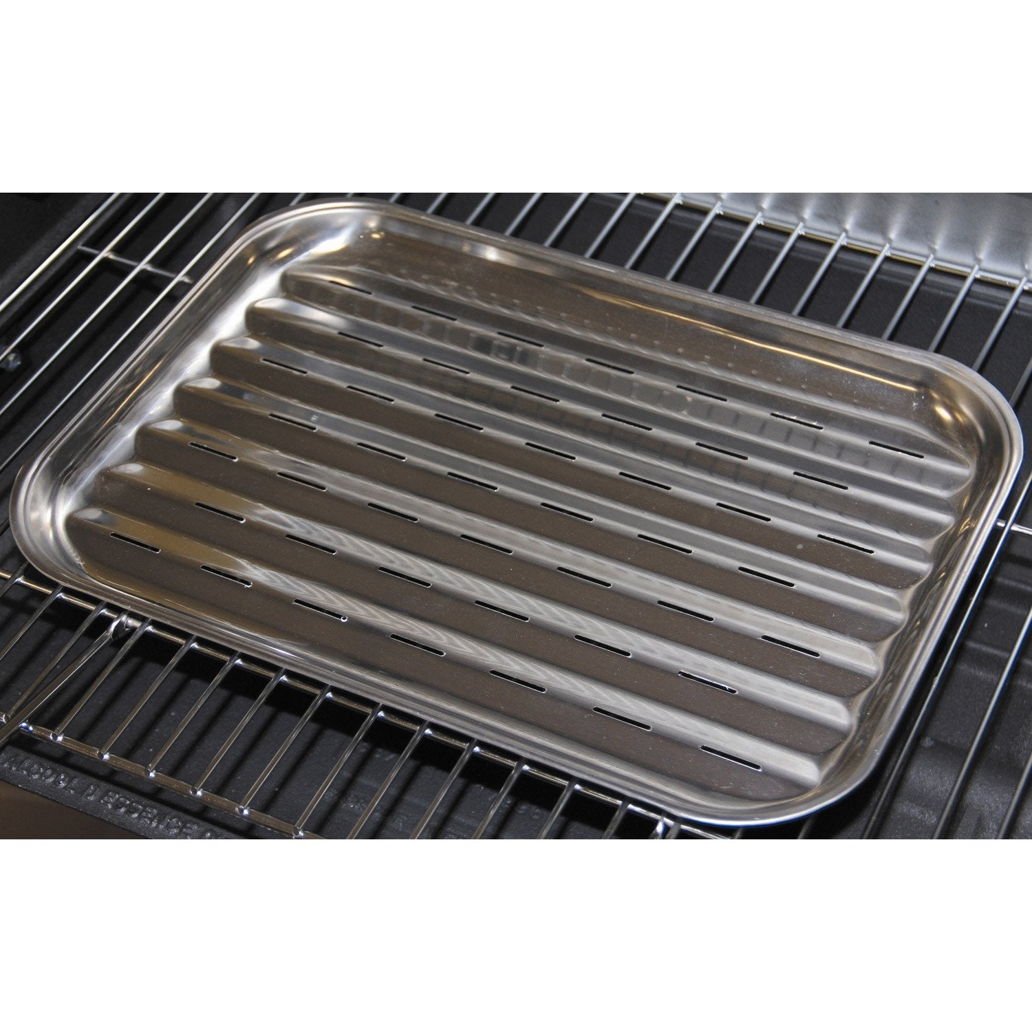 Grille naterial leroy merlin for Barbecue le roy merlin