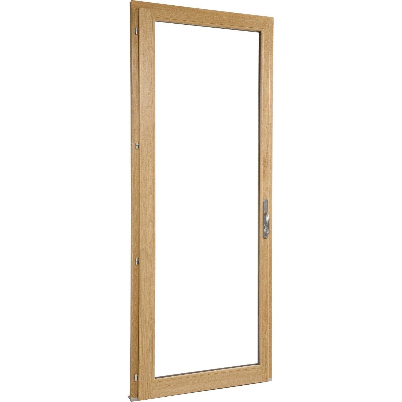 Porte fenetre bois leroy merlin - Leroy merlin porte bois ...