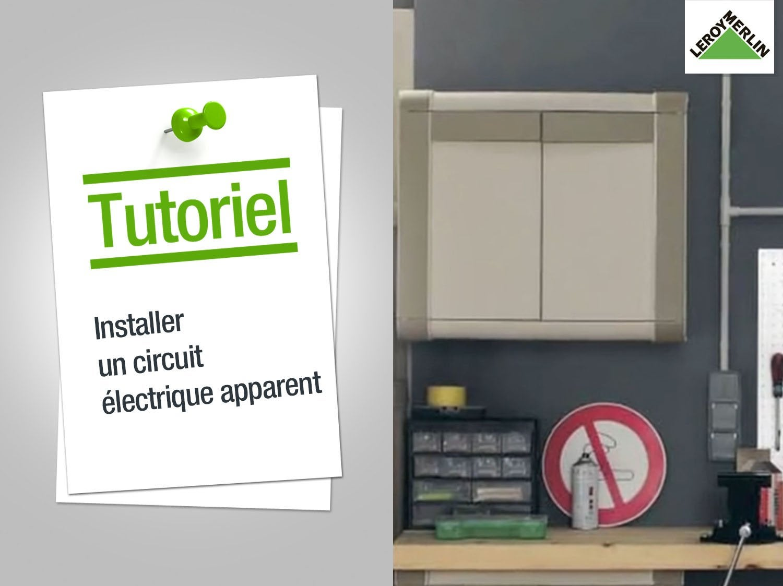 comment installer une prise ou interrupteur avec un circuit ... - Comment Installer La Terre Dans Une Maison