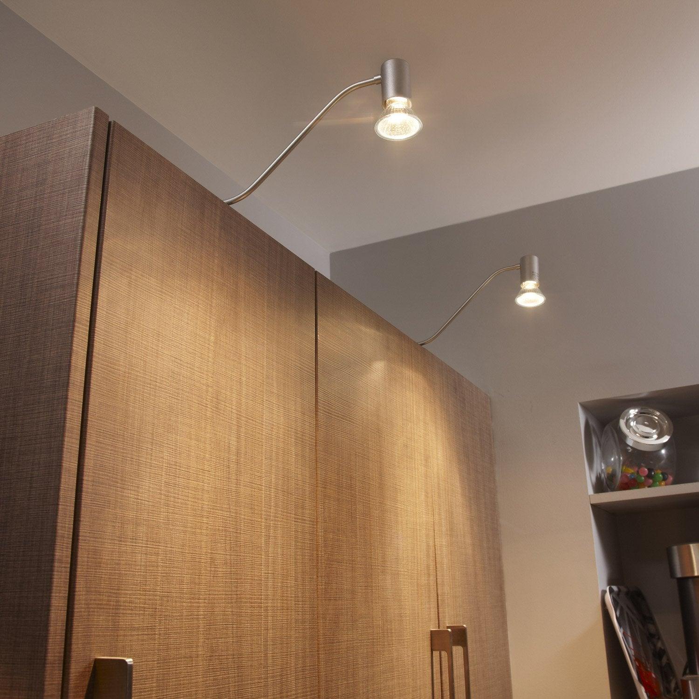 eclairage dessus meuble - Luminaire Meuble Cuisine