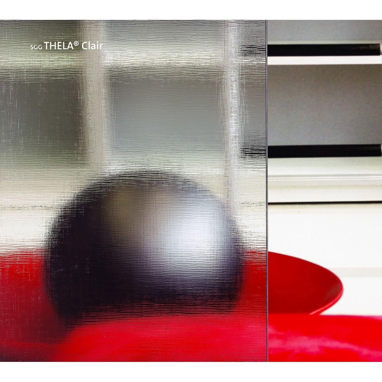 verre d coratif thela transparent x cm 4 mm. Black Bedroom Furniture Sets. Home Design Ideas