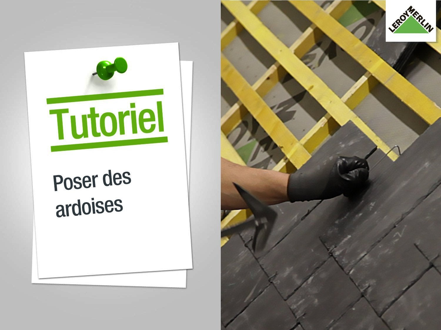 Comment poser des tuiles plates great tuiles en terre - Comment poser des liteaux pour tuiles ...