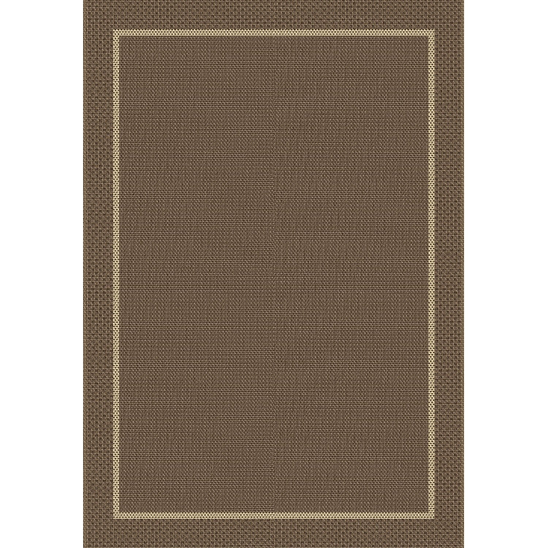 tapis chocolat tiss plat outdoor x cm. Black Bedroom Furniture Sets. Home Design Ideas
