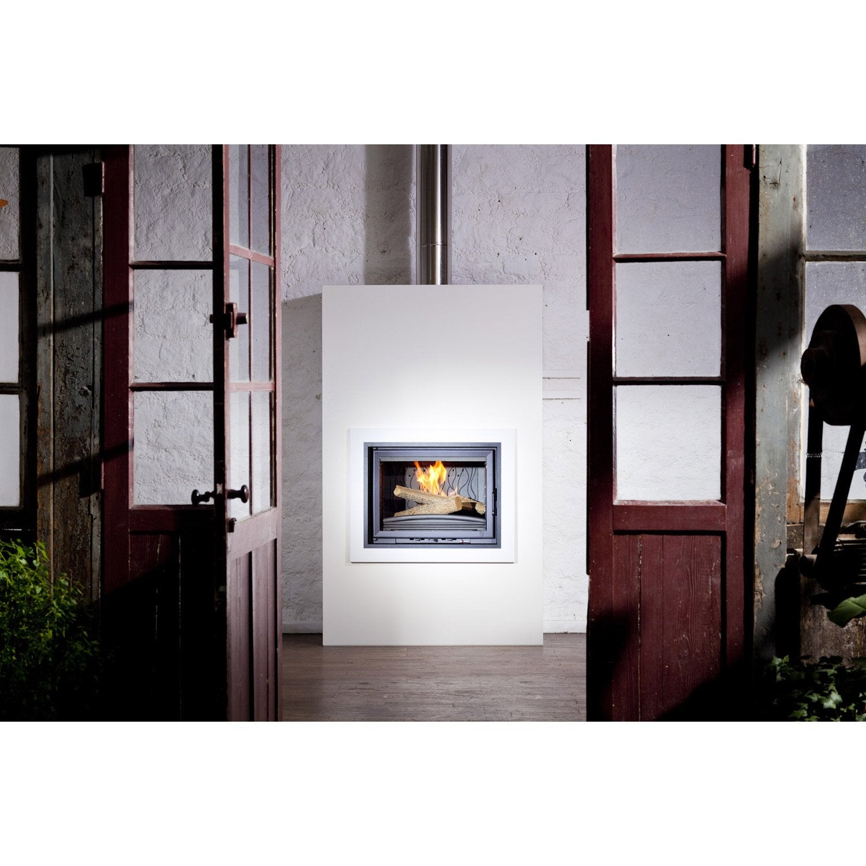Trou à feu façade en métal, equation, option parure décorative ...