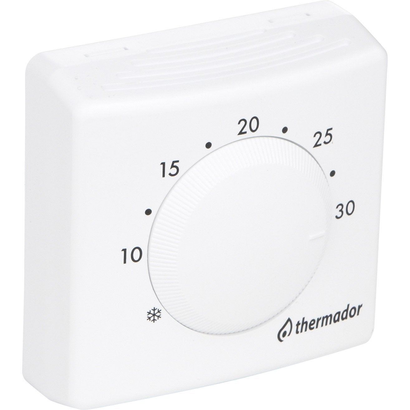 Thermostat d 39 ambiance tf vergne leroy merlin - Thermostat leroy merlin ...