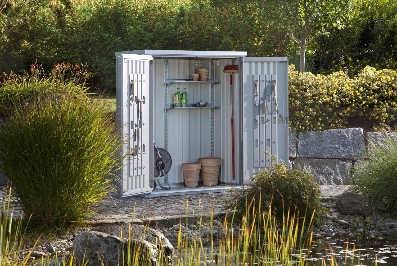 Une Petite Cabane Sp Cial Rangements De Jardin Leroy Merlin