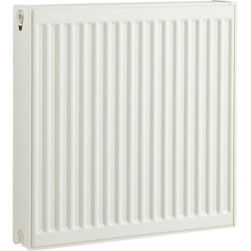 radiateur chauffage central acier airfel 1027w leroy merlin. Black Bedroom Furniture Sets. Home Design Ideas
