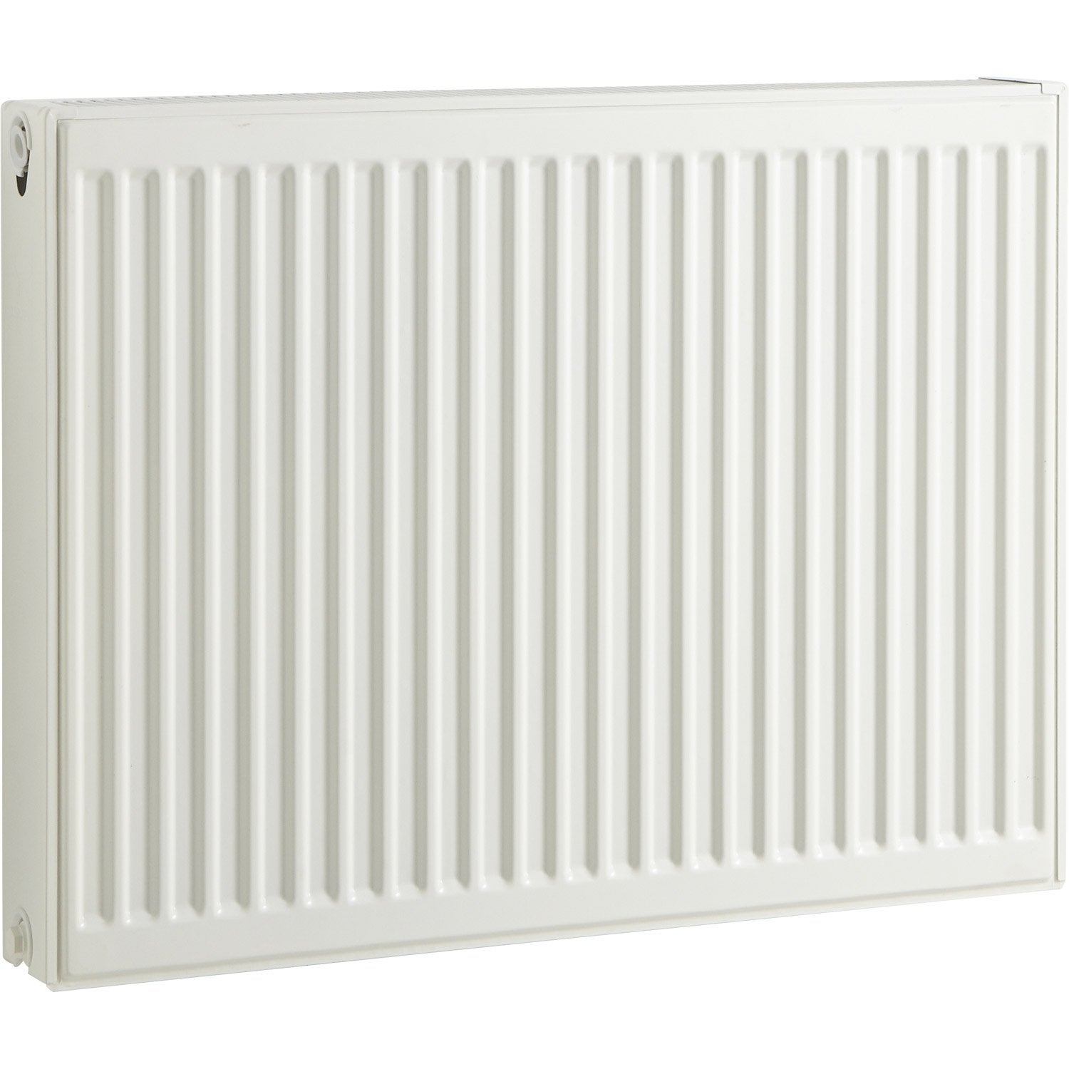 radiateur chauffage central blanc cm 1370 w leroy merlin. Black Bedroom Furniture Sets. Home Design Ideas