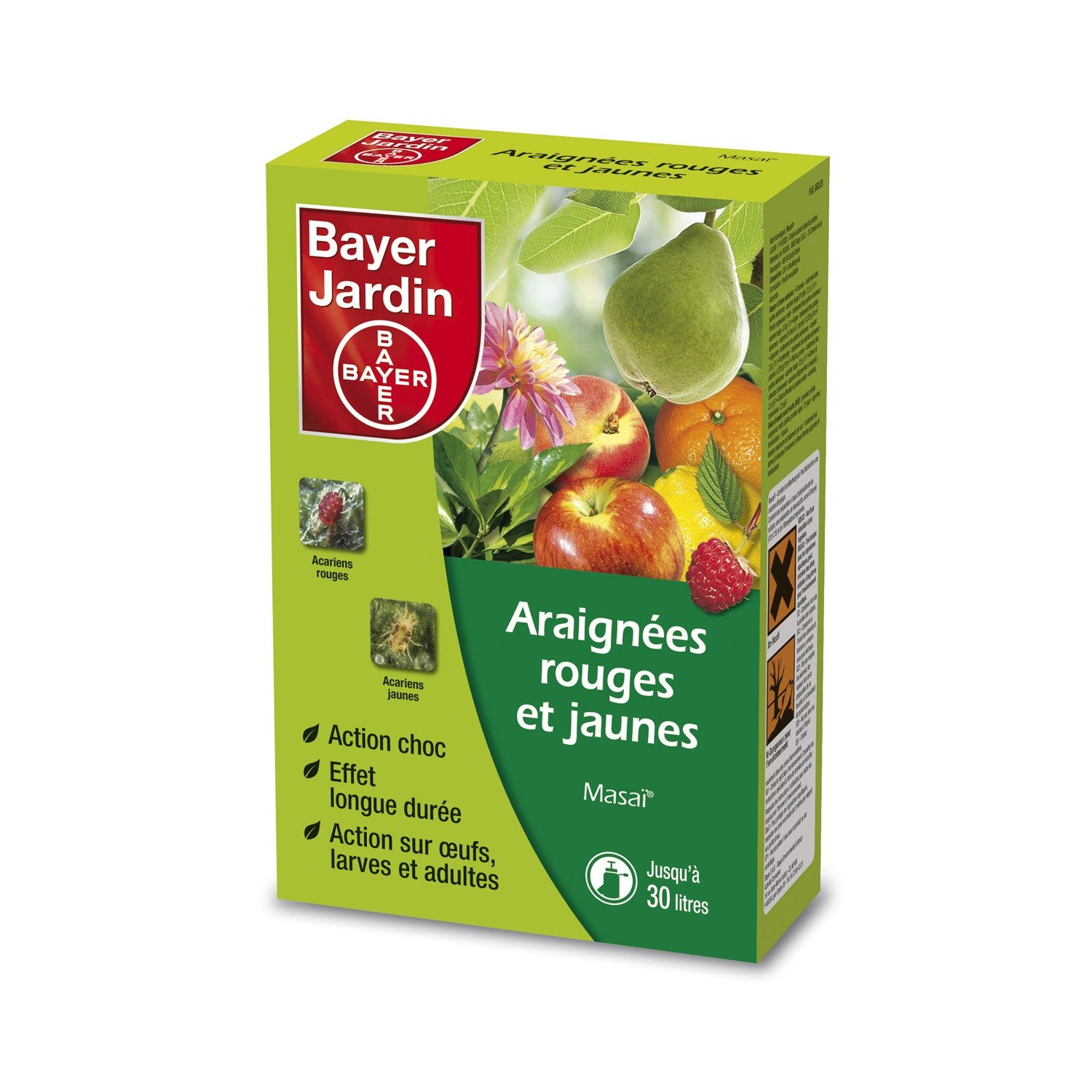 insecticide araignees rouges bayer
