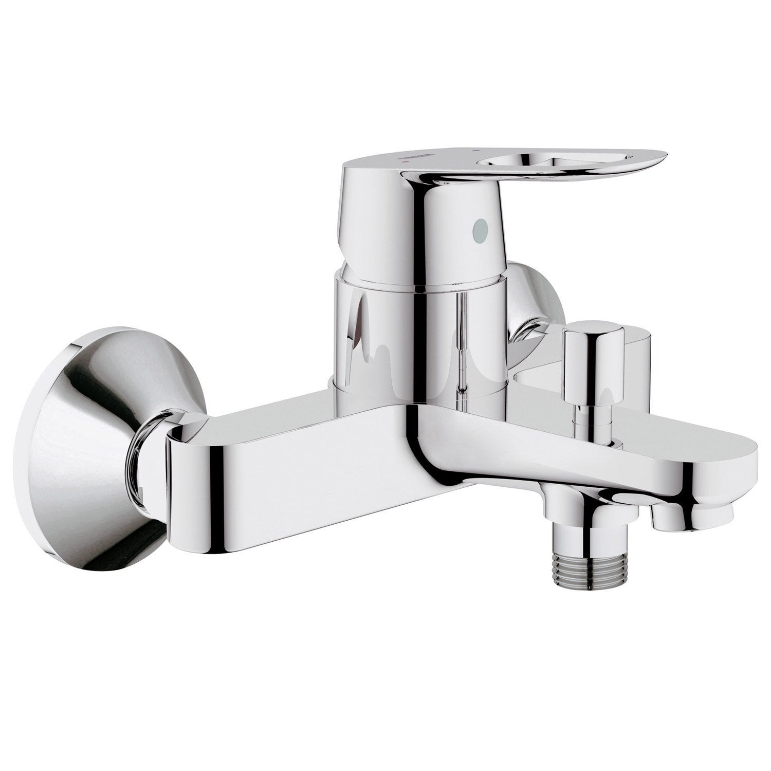 Robinetterie douche brico depot for Ensemble de douche leroy merlin