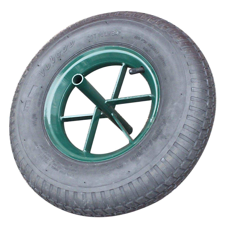 roue brouette leroy merlin