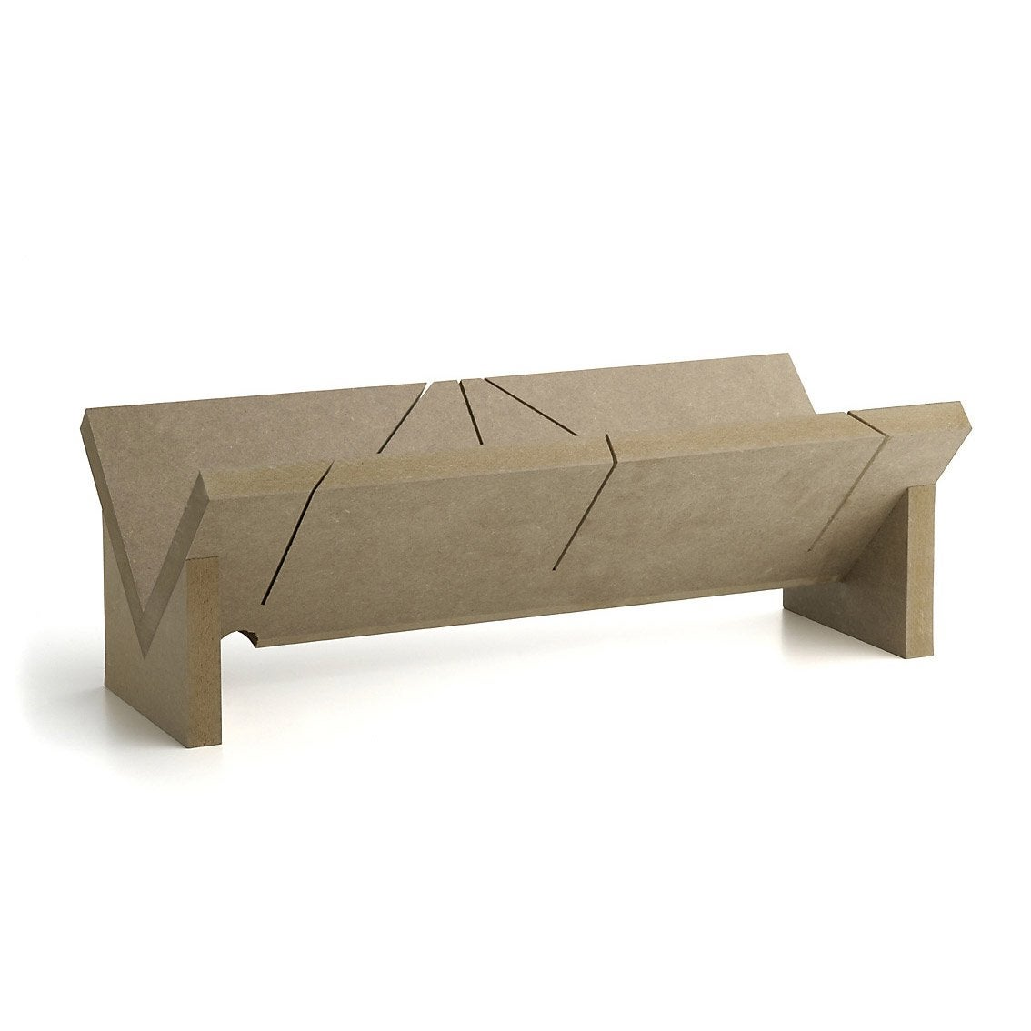 bo te d coupe 44 5 x 21 5 cm leroy merlin. Black Bedroom Furniture Sets. Home Design Ideas