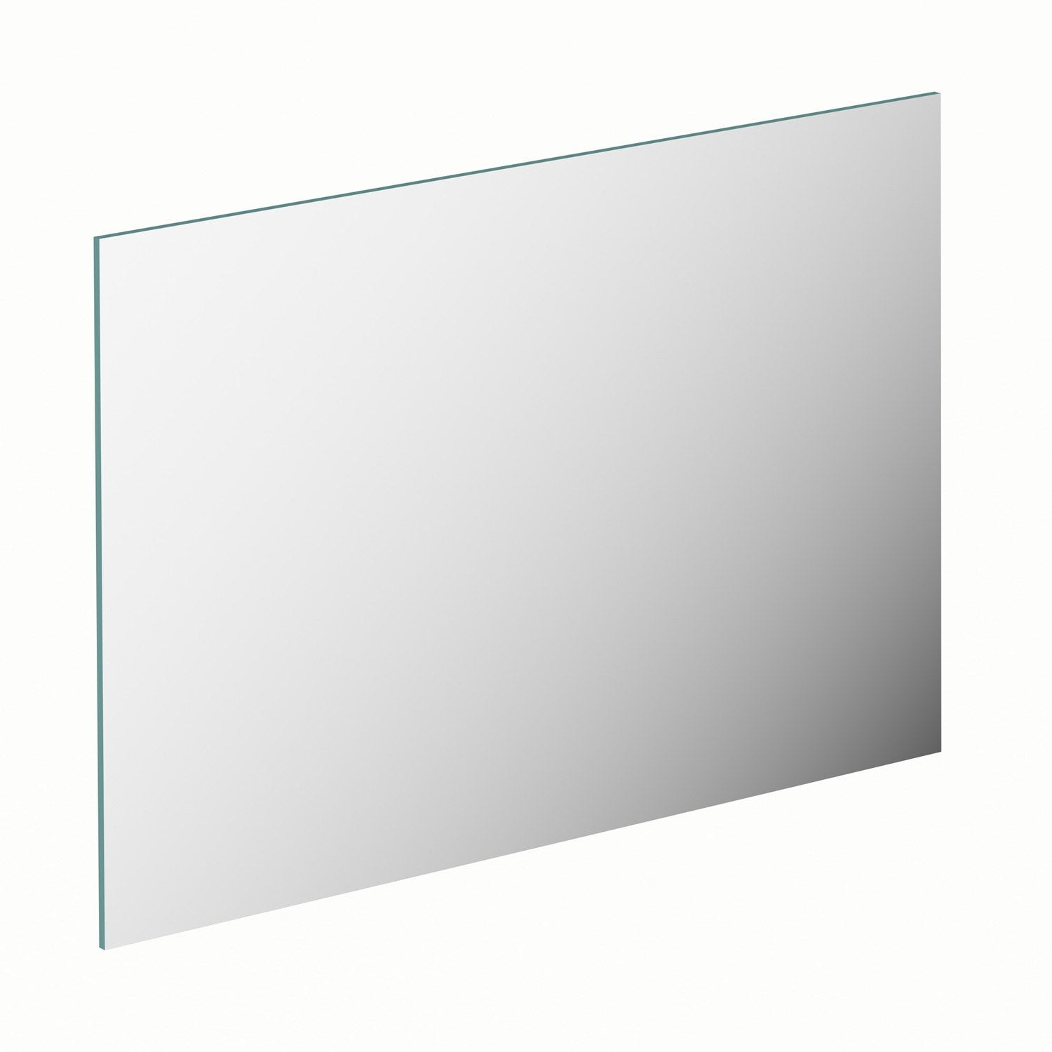 Panneau glossy miroir spaceo leroy merlin for Grand miroir leroy merlin
