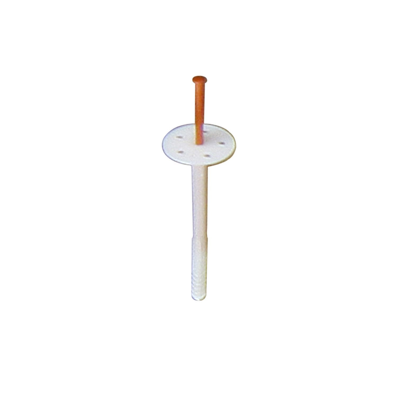 250 chevilles en plastique iso pour iso thermique par l 39 ext r 0 leroy merlin. Black Bedroom Furniture Sets. Home Design Ideas