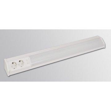 Reglette tubes neon double led ip65 comparer les prix et promo - Reglette neon leroy merlin ...