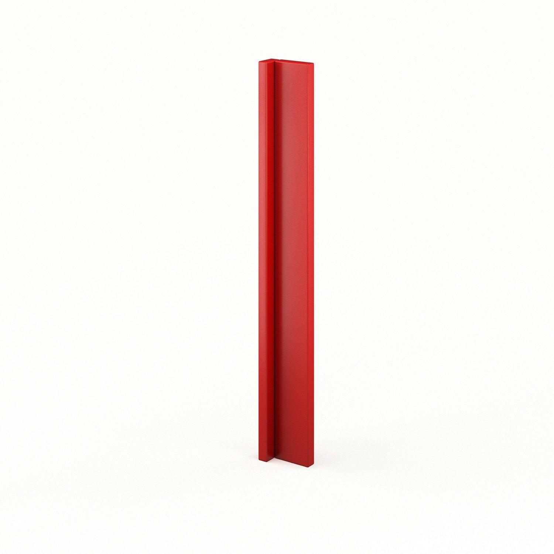 Idee Deco Chambre Bebe Hello Kitty : Finition dangle de cuisine rouge ABAng Délice, L15 X H70 cm  Leroy