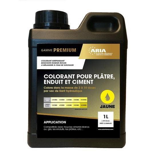 voir dautres produits colorant pour bton mortier et pltre aria 1l - Colorant Beton