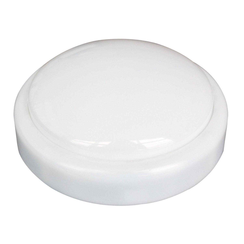 hublot led 1 blanc chaud leroy merlin. Black Bedroom Furniture Sets. Home Design Ideas