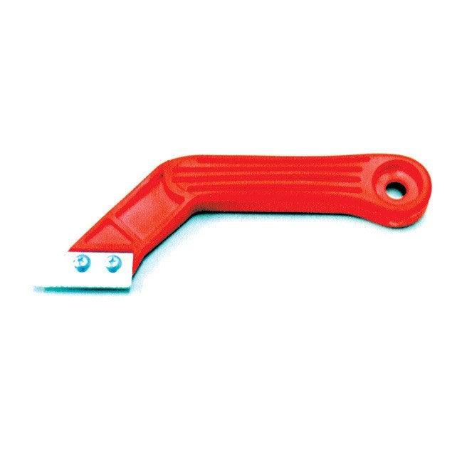 Grattoir d jointer prci 50 mm leroy merlin for Joint carrelage ciment