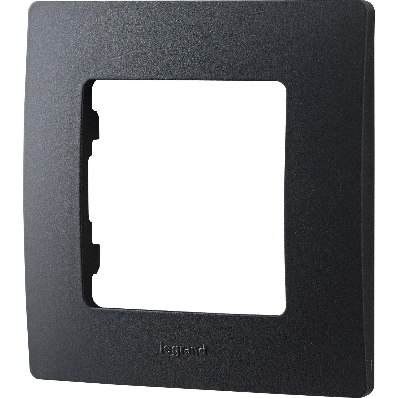 plaque nilo legrand fonte mat leroy merlin. Black Bedroom Furniture Sets. Home Design Ideas