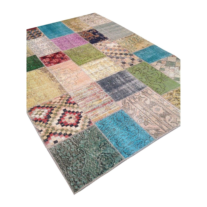 tapis multicolore anatolian x cm leroy merlin. Black Bedroom Furniture Sets. Home Design Ideas